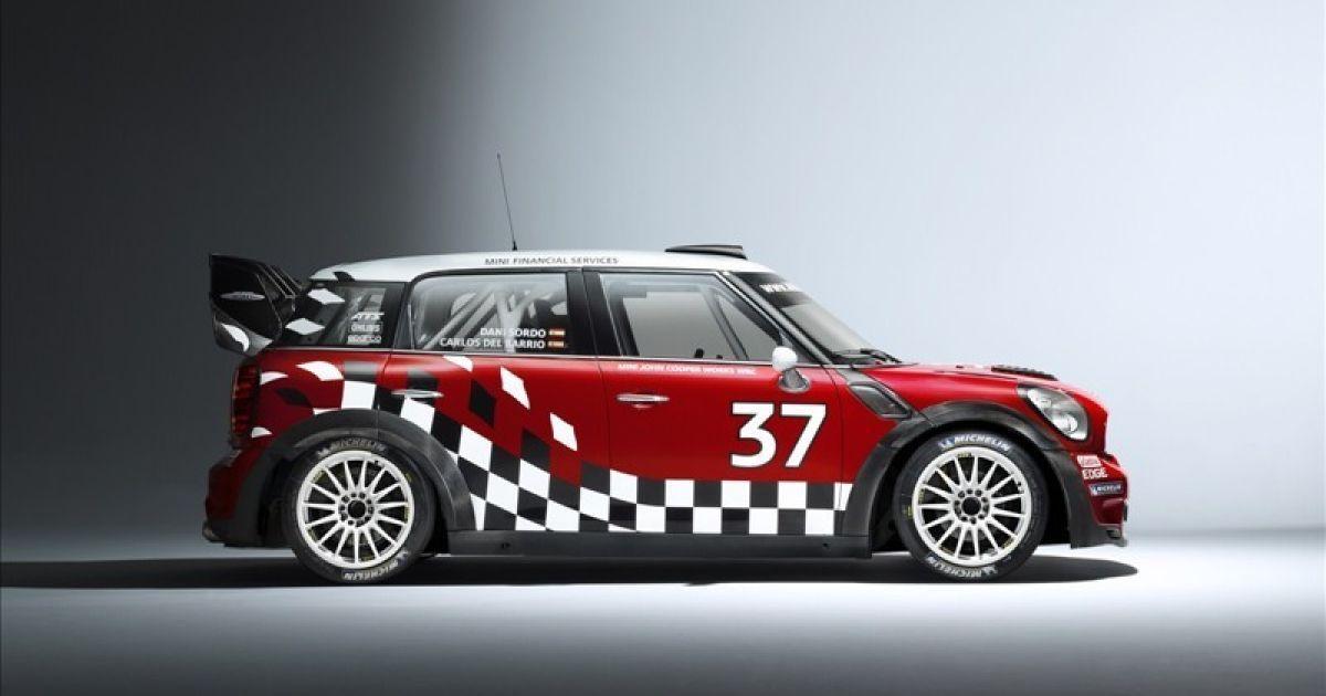 Mini WRC Hero Prodrive