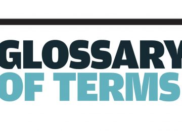 Glossary of start-up terms
