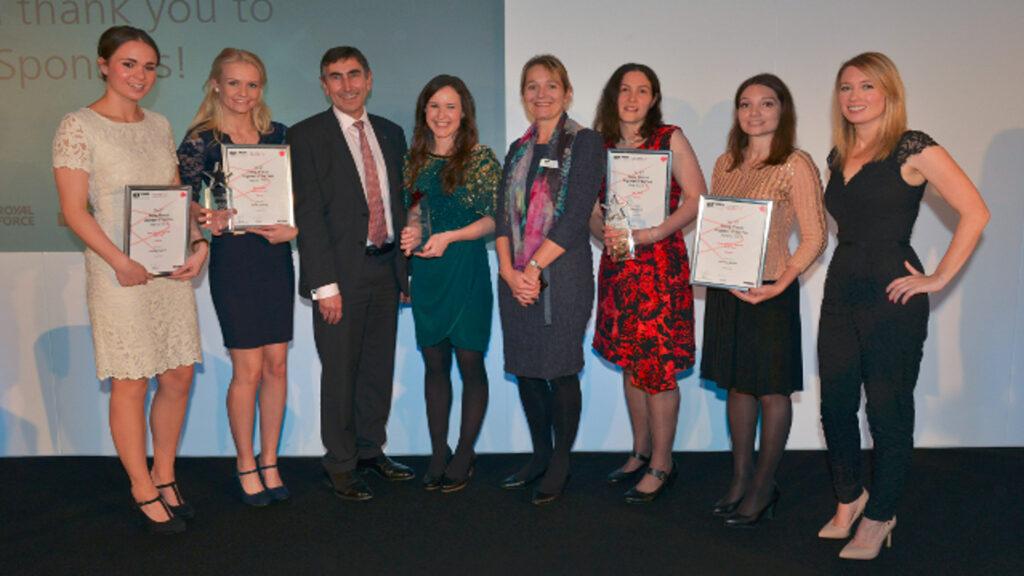 Naomi Climer YWE awards