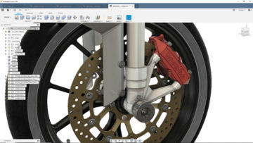 Autodesk Fusio 360 generative autodesk design review
