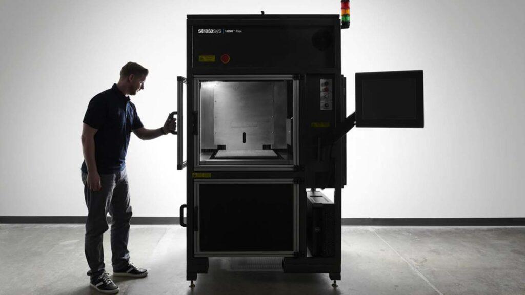 Stratasys v650 Flex SLA 3D Printer