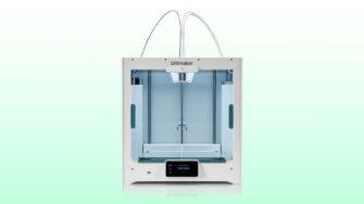 Ultimaker S5 desktop 3D printer HERO