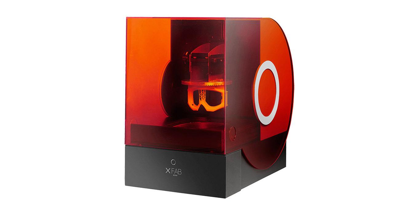 DWS XFAB 3D printer image review