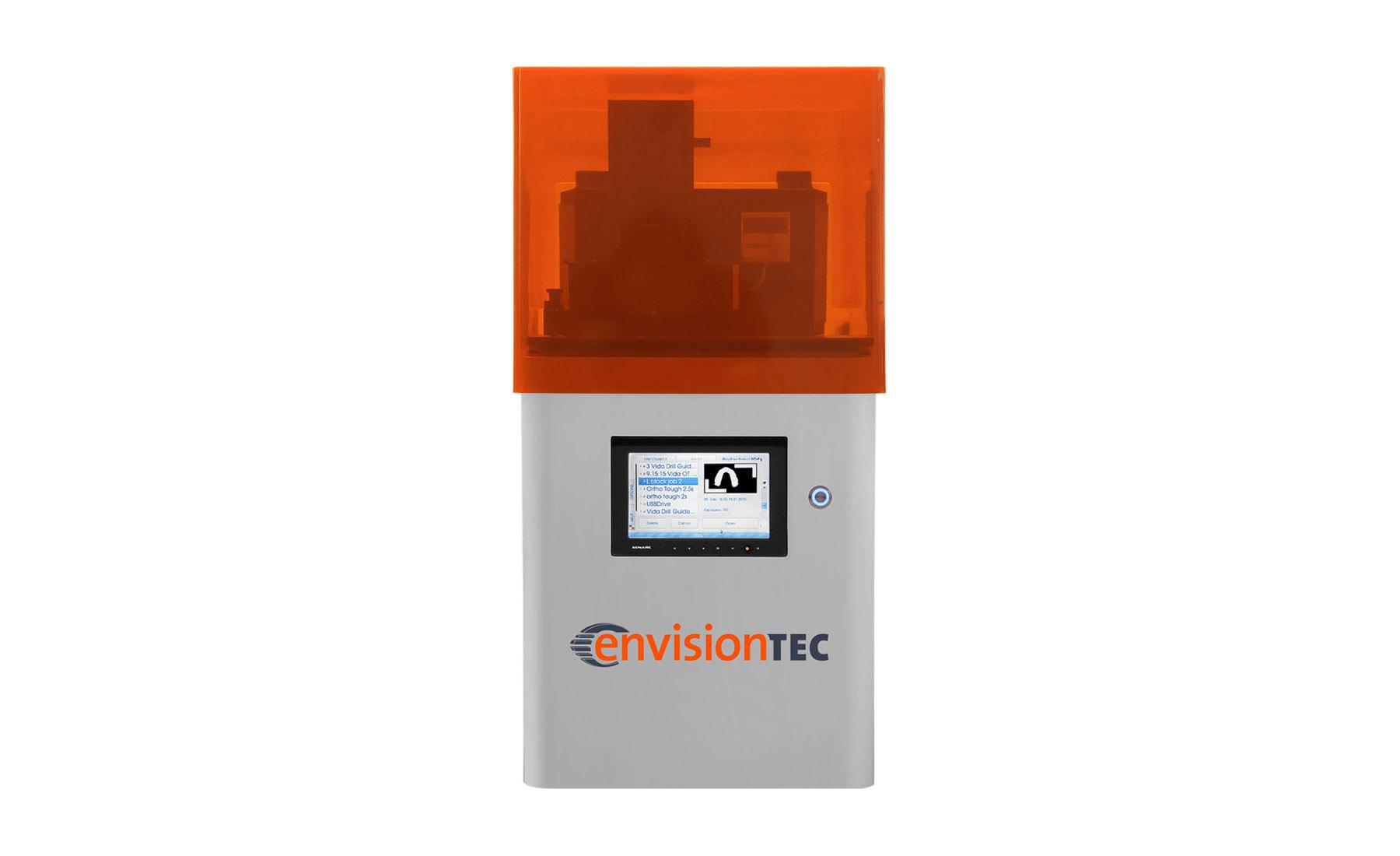 Envisiontec VIDA 3D printer review image