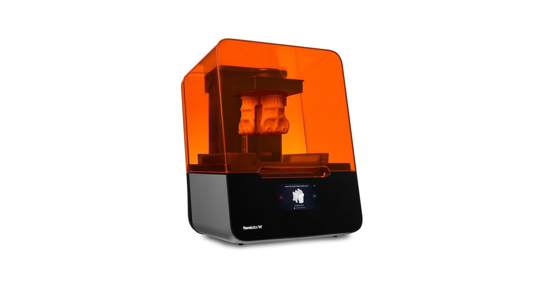 Formlabs Form 3 3D printer image