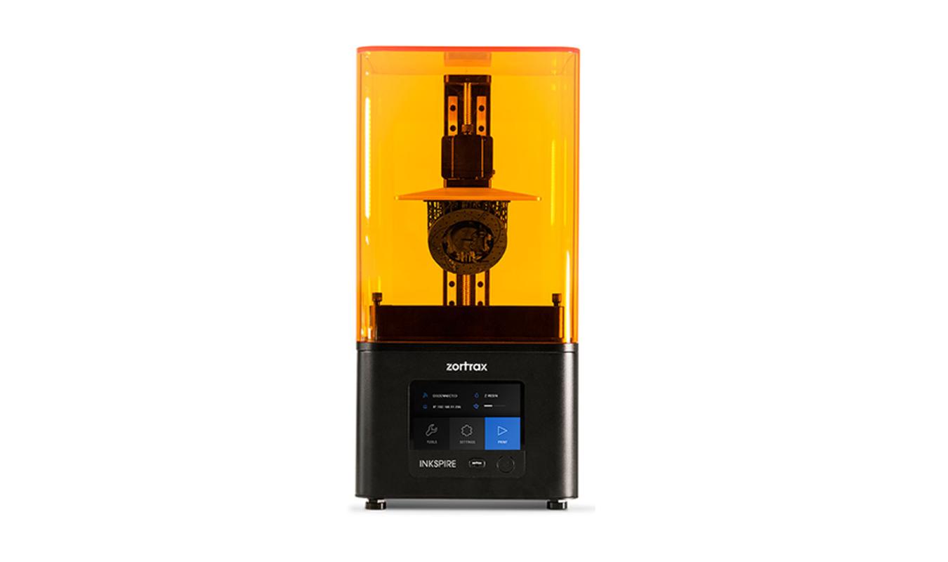 Zortrax_Inkspire_3D printer review