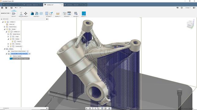 Autodesk generative design review