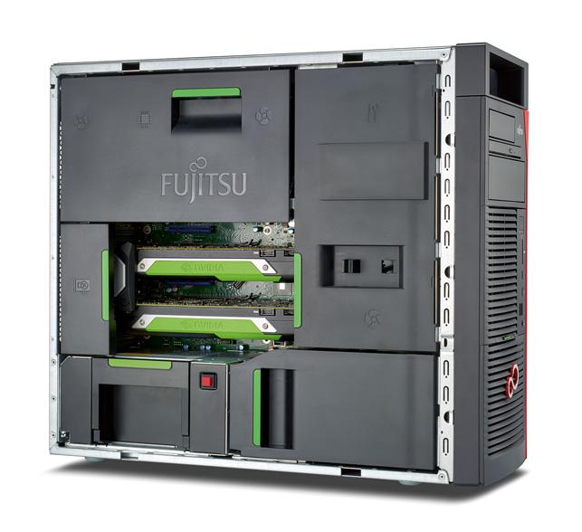 Fujitsu Celsius M770