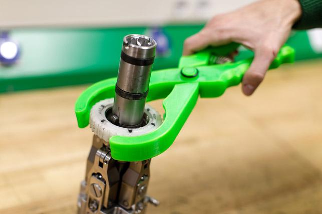 3D printing technology Heineken