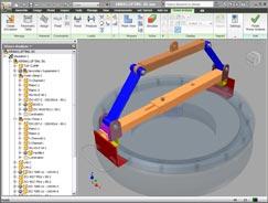 Autodesk Inventor Simualtion 2010