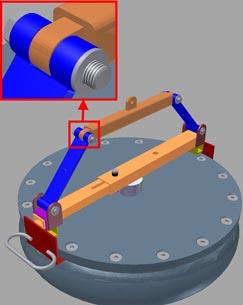 Autodesk Inventor Simulation 2010