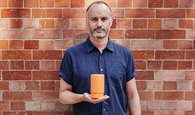 Tom Evans BleepBleeps founder and creative director