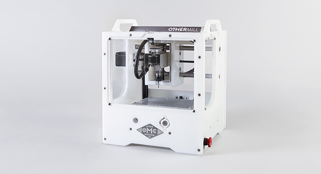 Othermill compact cnc machines