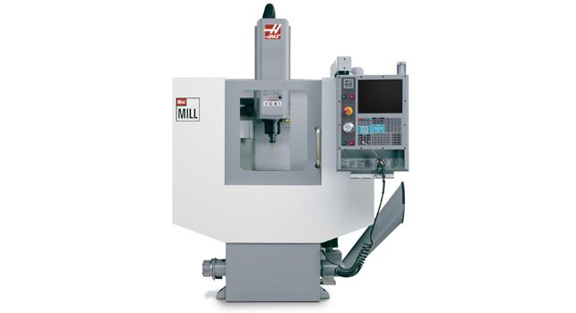 Haas Mini Mill compact cnc