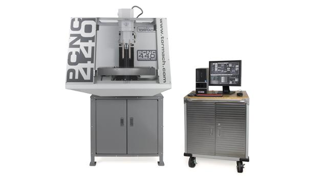 Tormach 440W compact cnc machine
