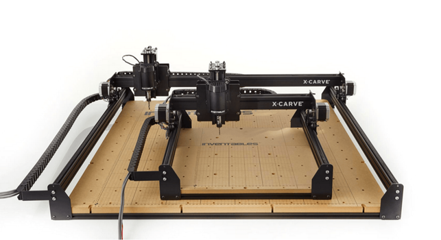 Inventables X-Carve compact cnc machines