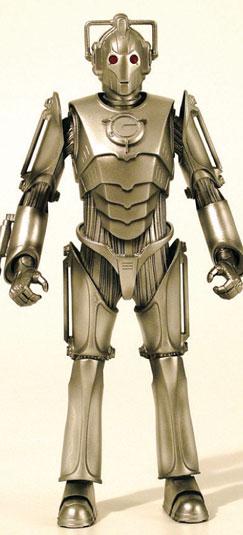 Cyberman action figure