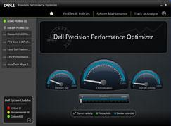 DEll Precision performance Optimizer