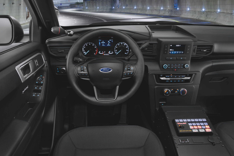Ford 2020 interceptor