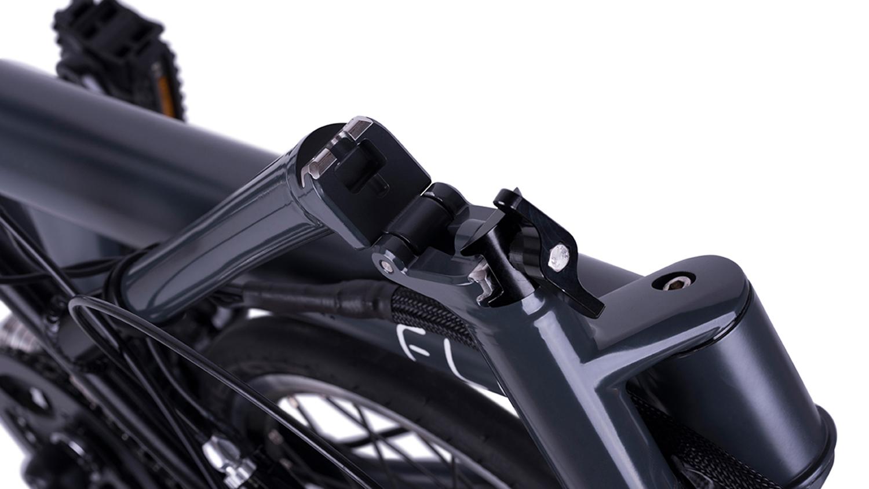 Flit folding bike