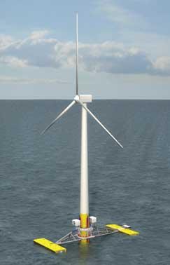 Green Ocean Energy