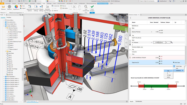 autodesk inventor 2020 review screenshot