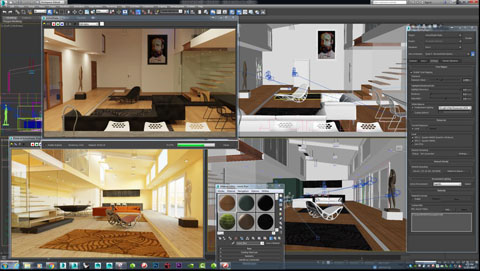 Iray for 3ds Max plug-in