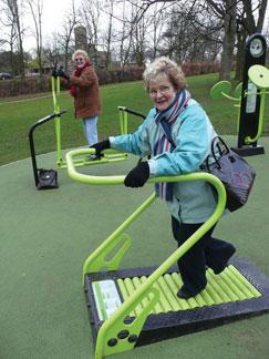 Kirklees Green Legacy Gym