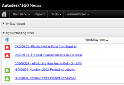 Autodesk 360 Nexus