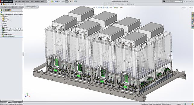 Machine Shop VFX CAD Design