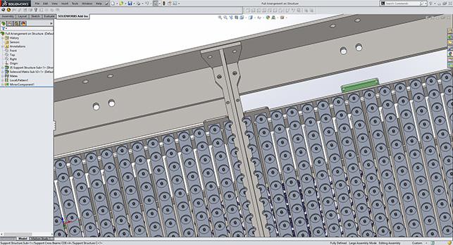 Machine Shop VFX London CAD Work