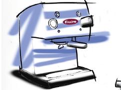 Piccino coffee machine