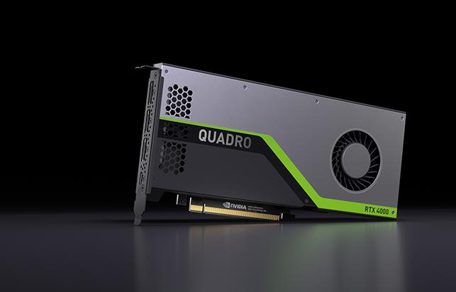Nvidia Quadro Rtx 4000 Review Develop3d