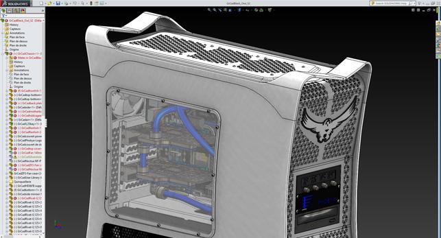 SPECapc for SolidWorks benchmark