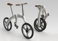 Mando Footloose folding e-bike