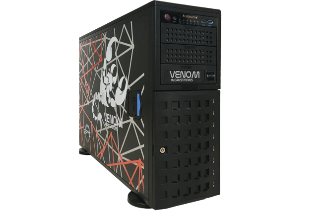 Boston Venom Epyc