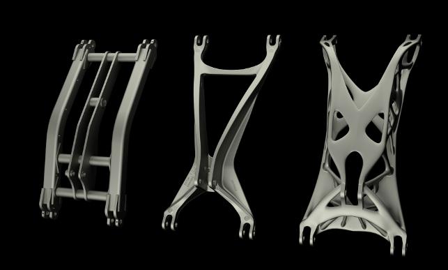 Amazone optimisation of parts