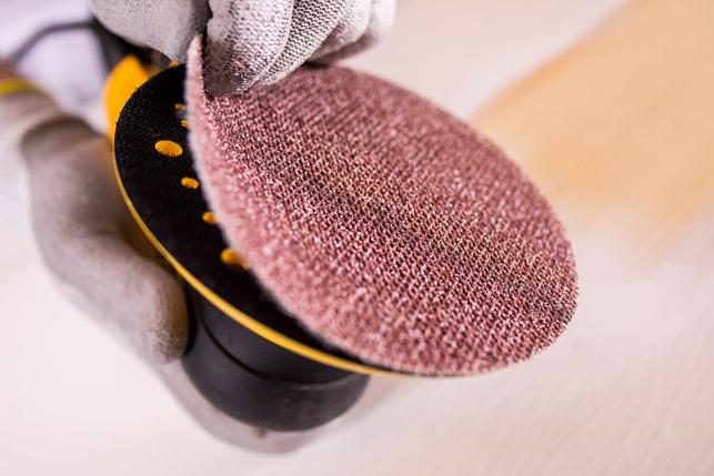 Mirka sanding pads design