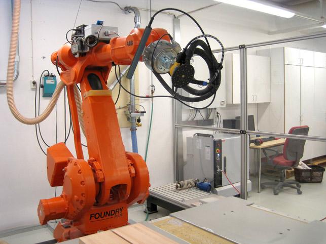 MIRKA testing robot