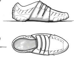 Active Tools rowing shoe