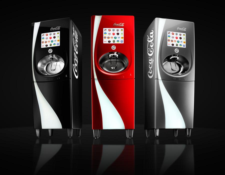 Coca-Cola Freestyle pininfarina