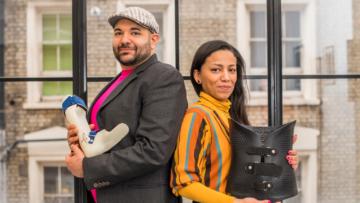 Andiamo founders Naveed and Samiya Parvez