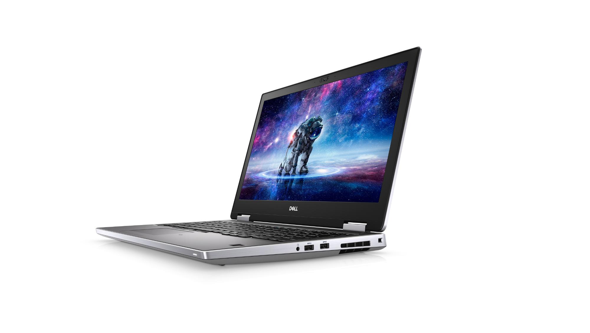 Dell Precision 7540 review hero