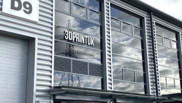 3DPRINTUK HQ LONDON