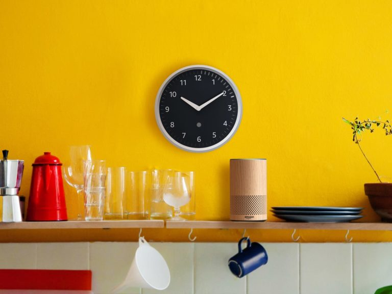 Amazon Alexa Clock