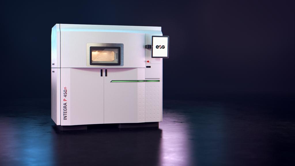 EOS Integra p 410 polymer 3D printer
