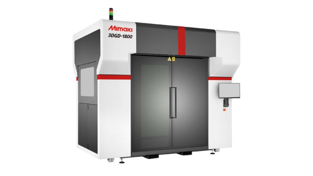 Mimaki 3DGD-1800 3D Printer