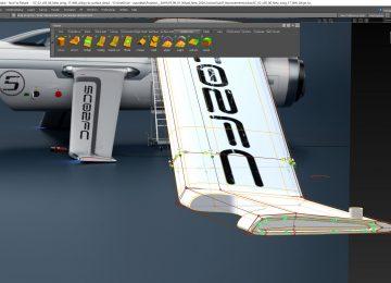 Autodesk Alias 2020 new SubD tools
