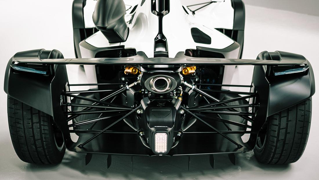rear view bac MonoR