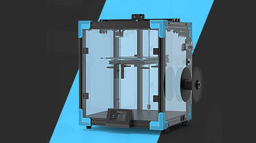 Creality Ender 6 desktop 3D printer